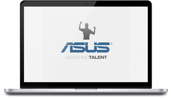 Asus Searching Talent