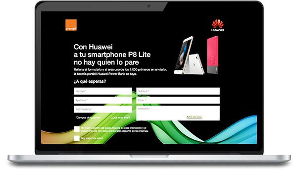 Huawei + Orange