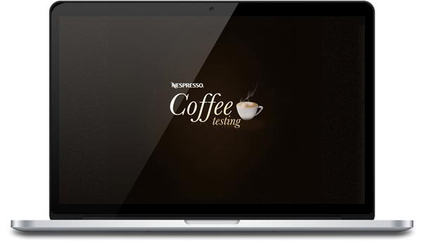 Nespresso CoffeeTesting